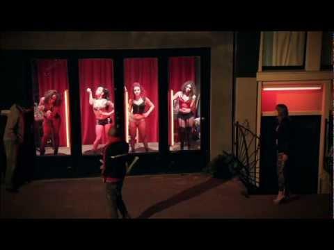 Amsterdam Red Light Video