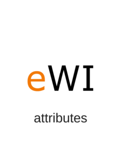 ewi-attributes